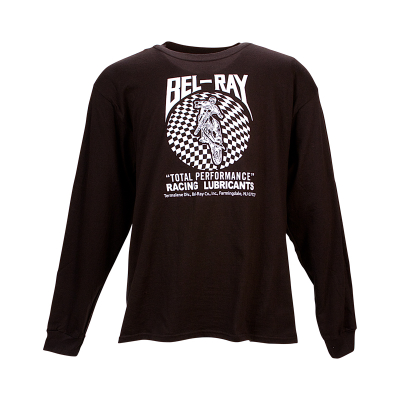 Bel-Ray Long Sleeve T-Shirt - Black
