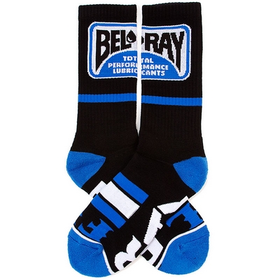 Bel-Ray Crew Logo Socks