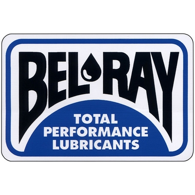 Bel-Ray Decal Truck - 12