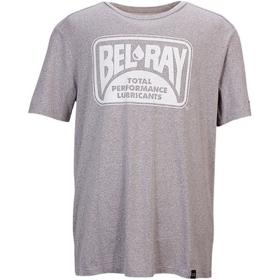 Bel-Ray New Era T-Shirt - Grey
