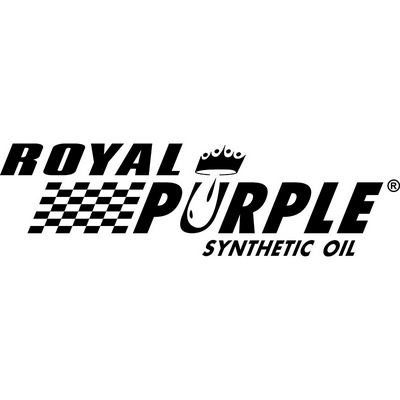 Royal Purple Premask Decals - Black - 18